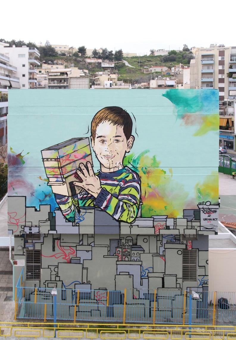 012 Same84 x URBANACT, Athens Greece, 2017 e